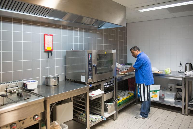 lunchroom-keuken